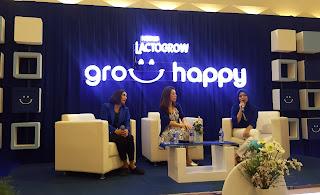 Nestle LACTOGROW Berbagi Tentang Gaya Pola Asuh Grow Happy