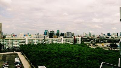 バンコクの風景