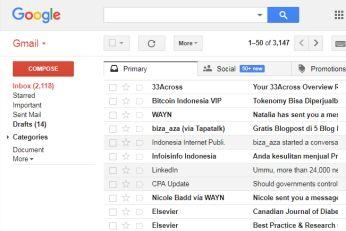 9 Akun Email Gratis Terbaik Sepanjang Masa