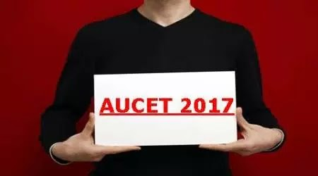 AUCET Results 2017