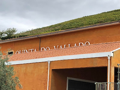The Passionate Foodie: Quinta do Vallado: A Douro Winery With A Rich History