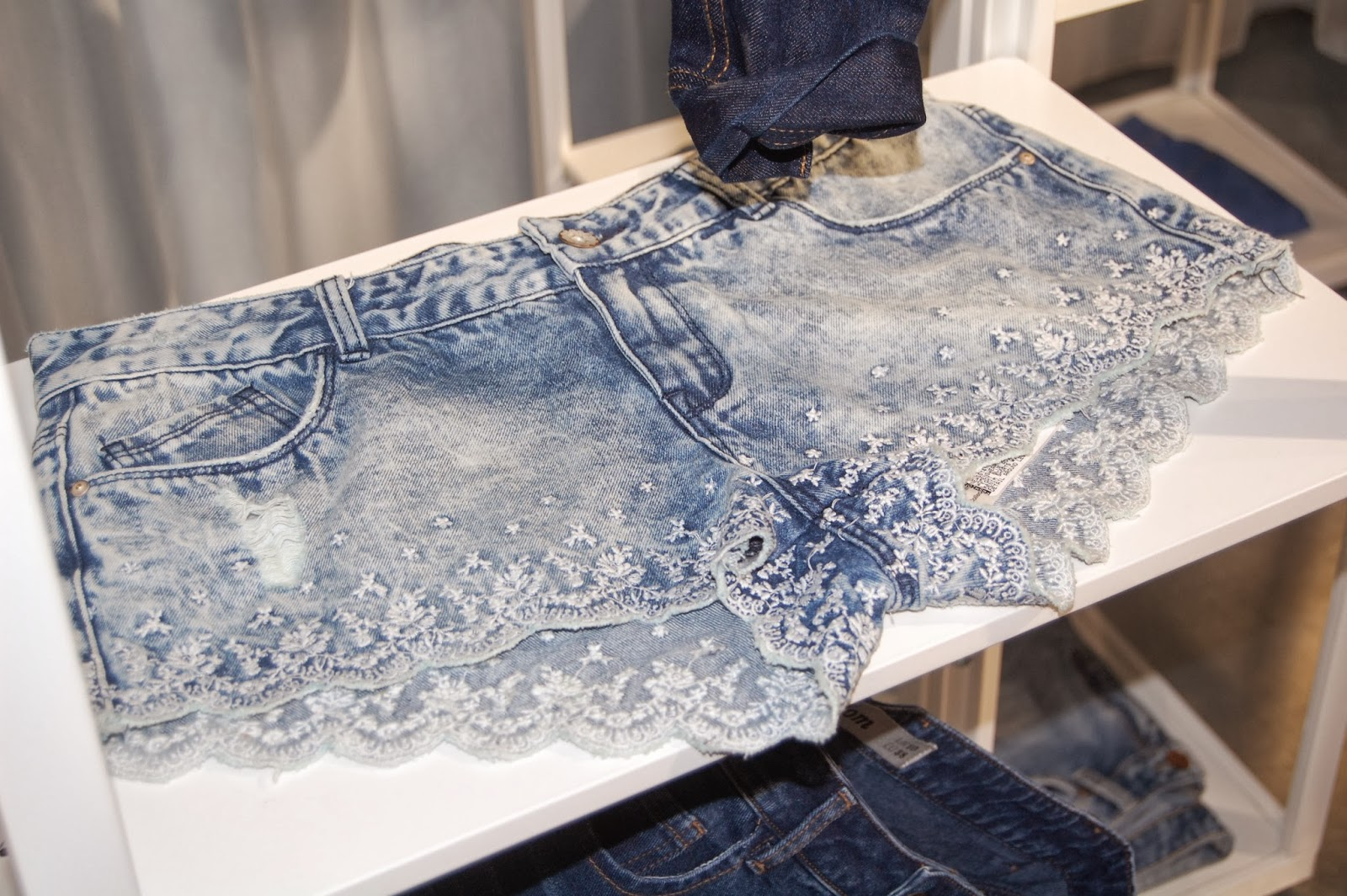spring summer denim