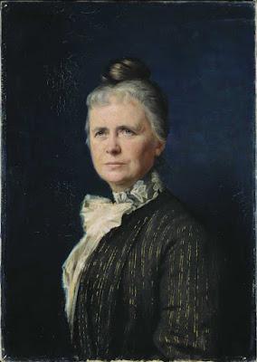 Portrait de Ragna Nielsen (1900), Asta Norregaard