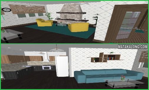 Download Planner 5D Full Apk Untuk Membuat Desain Interior Dan Rumah