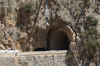 Topolia tunel (Topolia Tunnel) Elafonisi put
