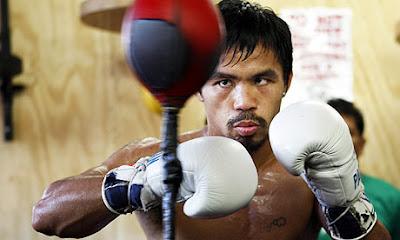 """Senator Emmanuel """"Manny"""" Pacquiao"""