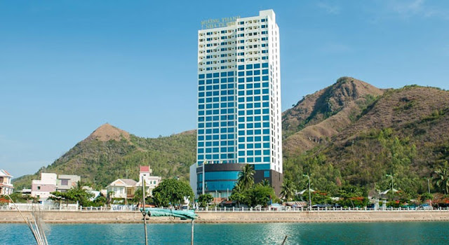 Căn hộ mường thanh nha trang phía bên trong của Khách sạn Mường Thanh nha trang toà nha cao nhất nha trang Khách sạn Mường Thanh nha trang