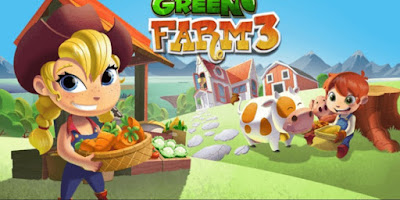 Green Farm 3 Apk + Mod Unlimited For Android