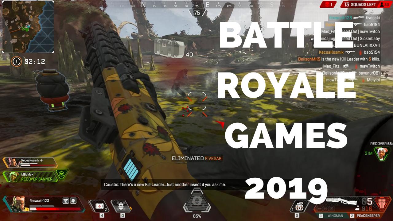 10 Game Online Battle Royale 2019 Akan Datang Untuk PC Dan PS4