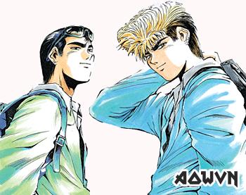 4dUV6Lo - [ Anime 3gp Mp4 ] Shonan Junai Gumi | Vietsub