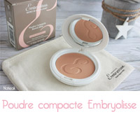 poudre compact embryolisse