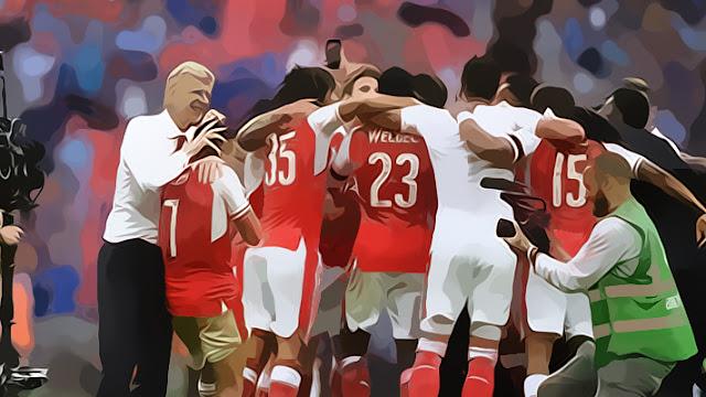 Kalahkan Chelsea 2-1, Arsenal Penguasa Piala FA