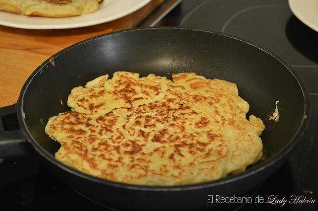Boxty pancakes - Reto #elasaltablogs