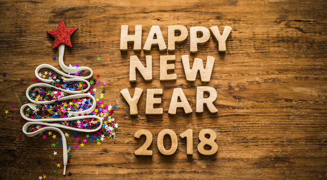 Happy New Year 2018 HD Wallpapers, Images, Pictures & Photos