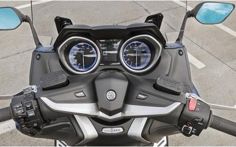 Spedometer Yamaha TMAX DX