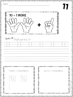 https://www.teacherspayteachers.com/Product/MORE-Teen-Number-Practice-2370528