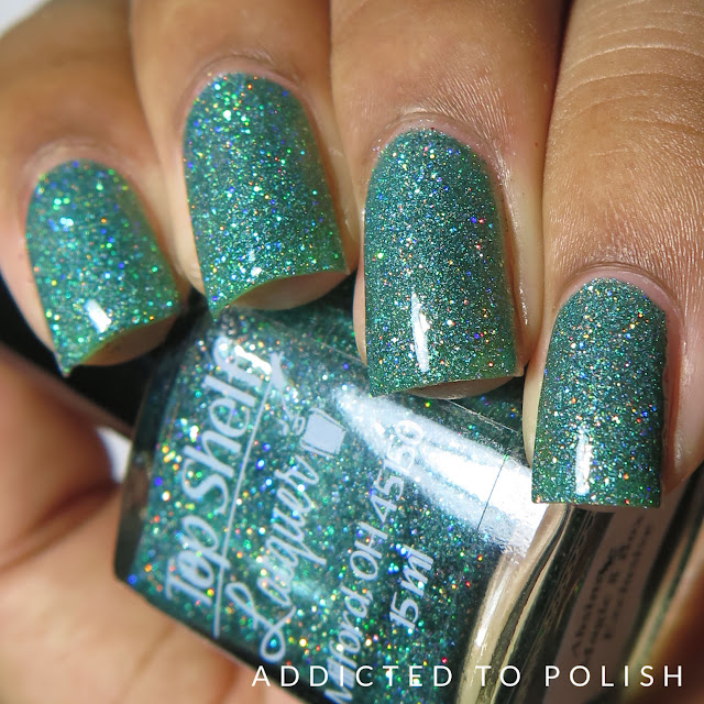 Top Shelf Lacquer Absinthe Magic 8 Box May 2016