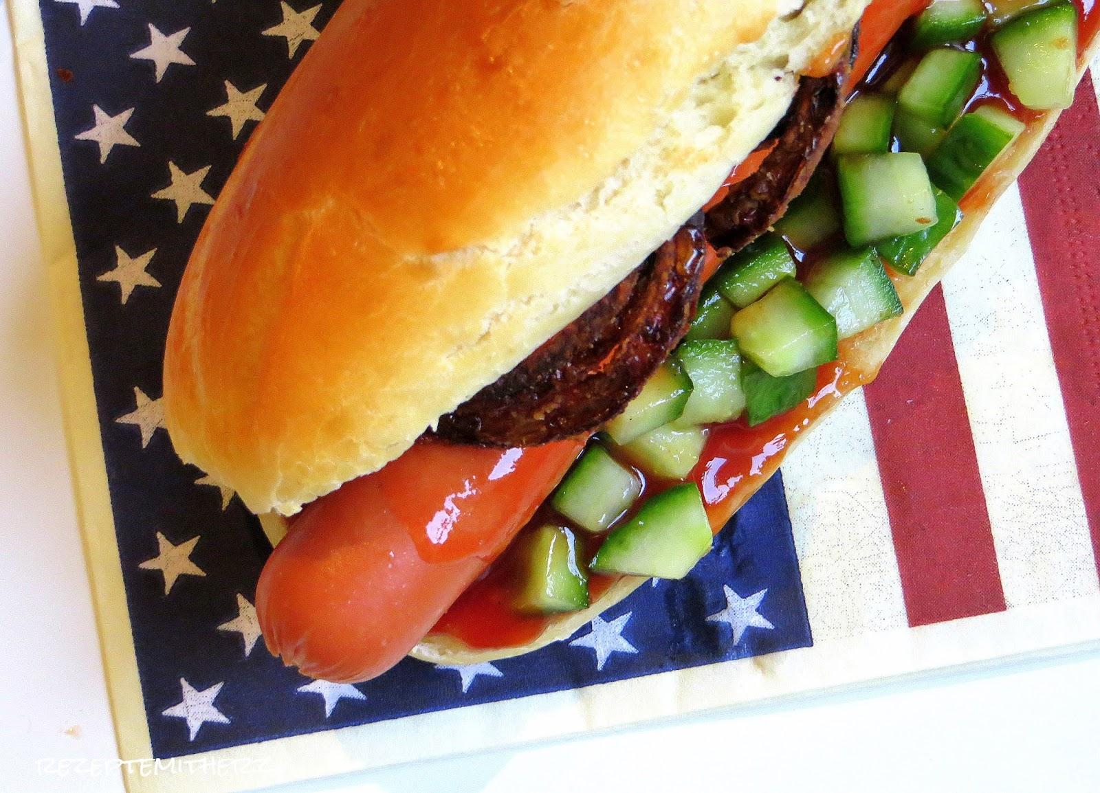 amerikanische sandwiches rezepte