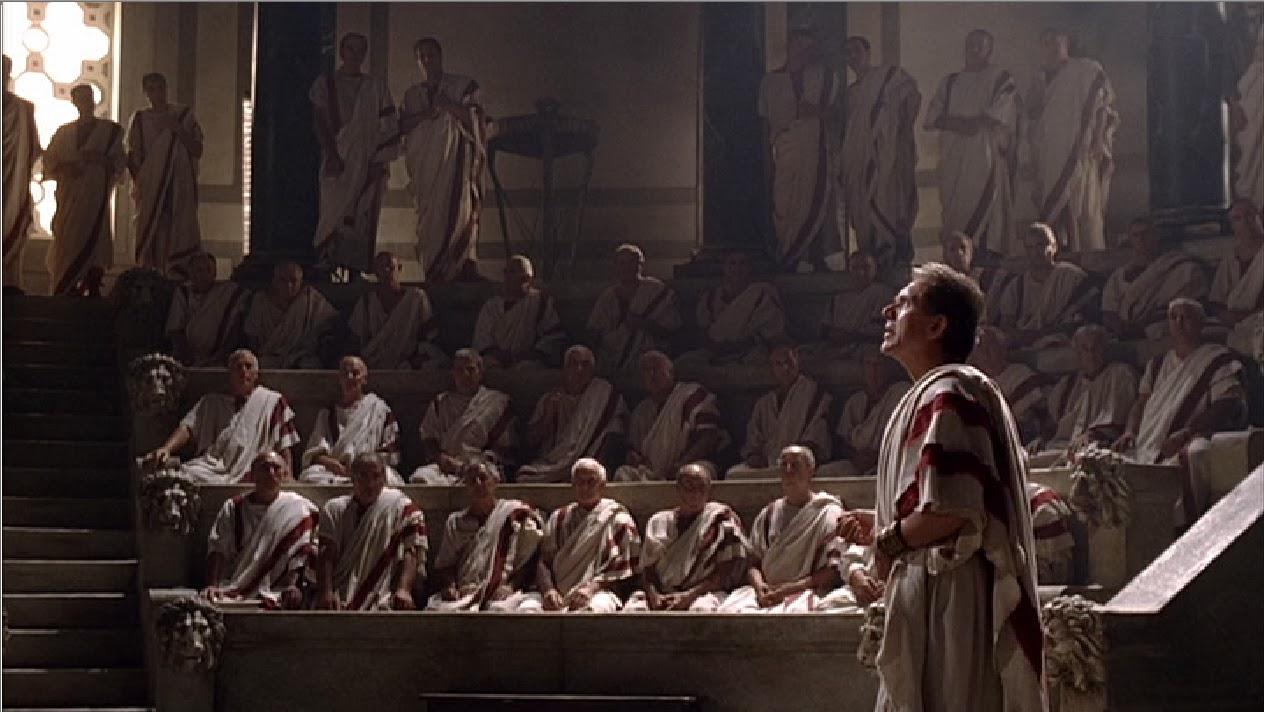Juicio juez romano