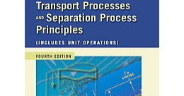 transport processes and unit operations geankoplis pdf free download