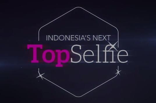 Indonesia's Next Top Selfie