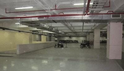 Hệ thống thống gió cho tầng hầm