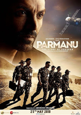 Parmanu The Story Of Pokhran 2018 Custom HD Sub