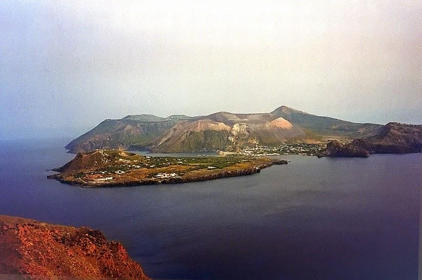Isola Vulcano, Isole Eolie, Isole della Sicilia