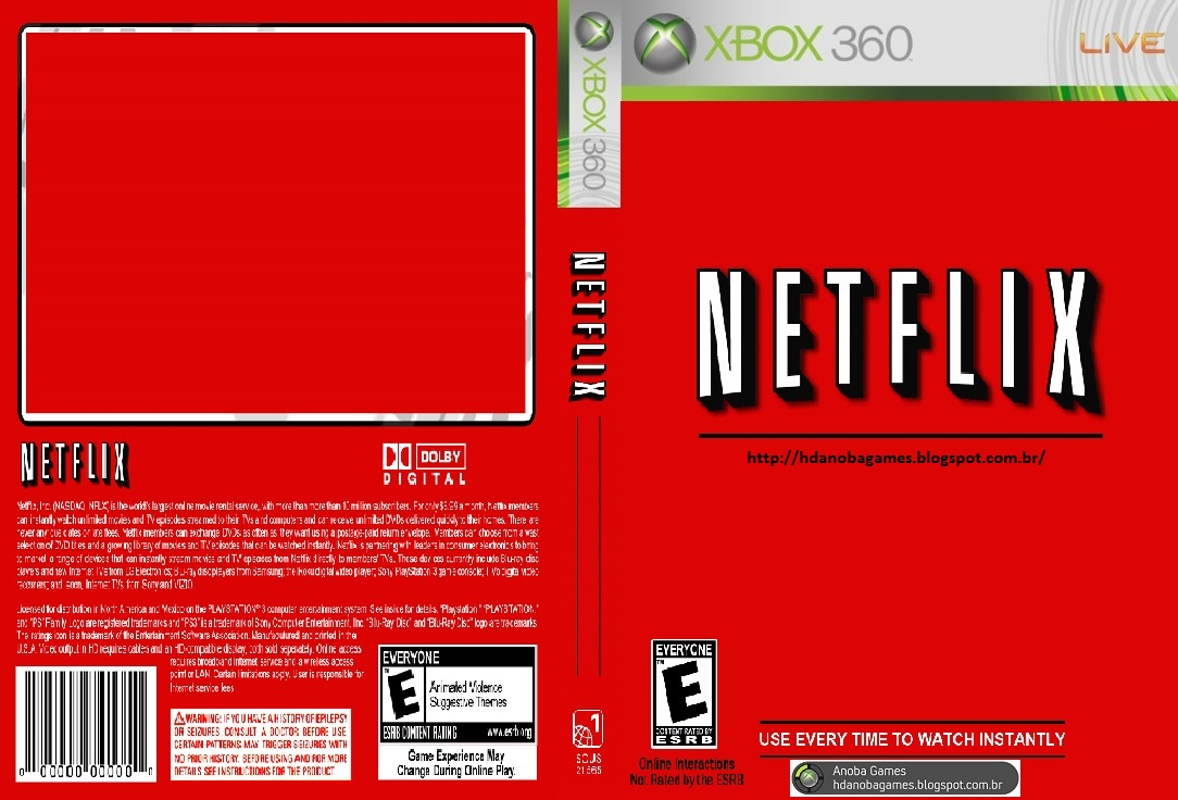 how to watch netflix in hd on xbox