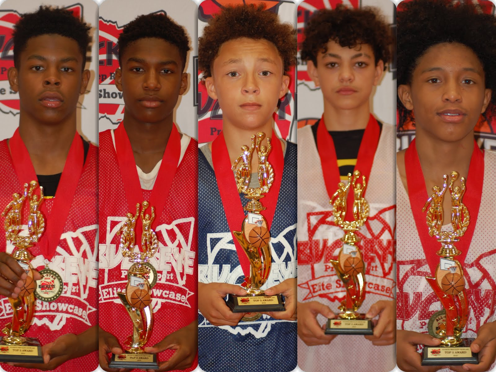 Buckeye Prep Elite Showcase Rankings