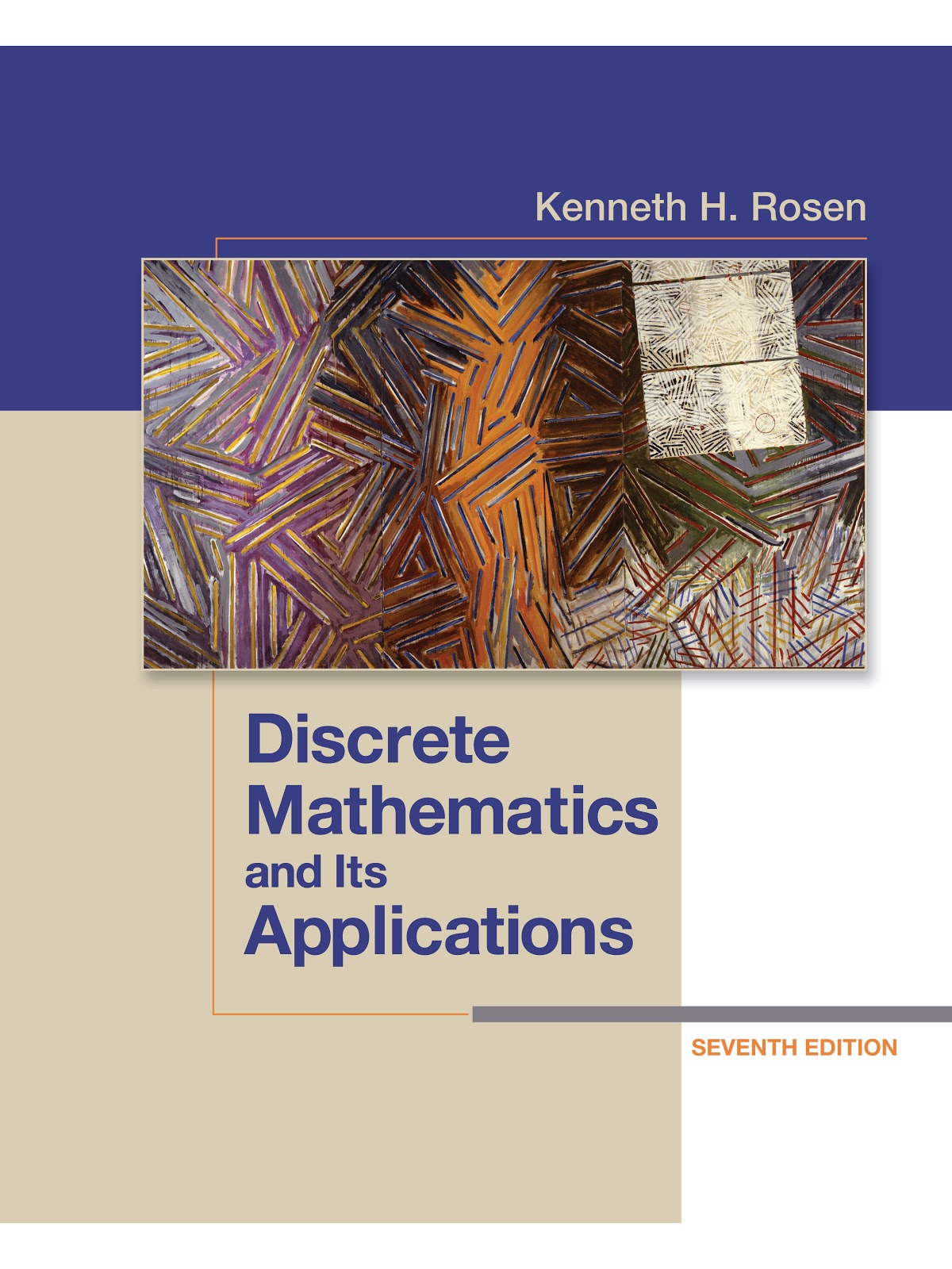 Discrete Mathematics and Its Applications (7th Edition) - Kenneth H. Rosen