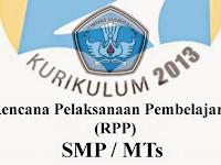 Perangkat Pembelajaran IPS Kelas VII Kurikulum 2013