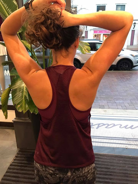 lululemon marvel-pushing-limits-tank