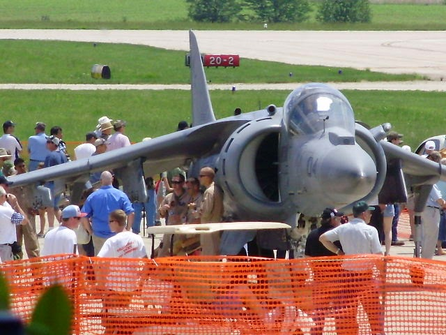 photo-by-gloriapoole [Gloria Poole] of Missouri Memorial Day 2012 air show