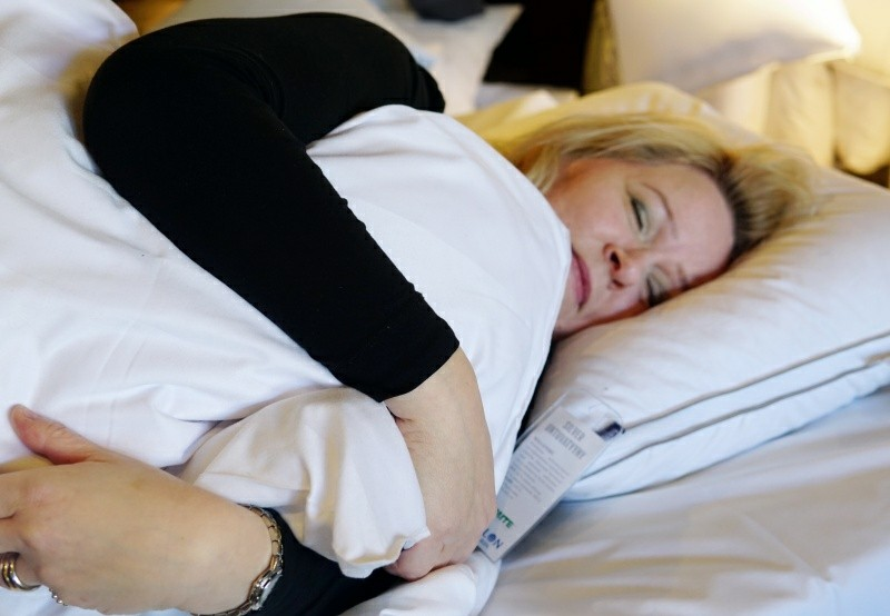 Finlayson, tyyny, nukkuminen