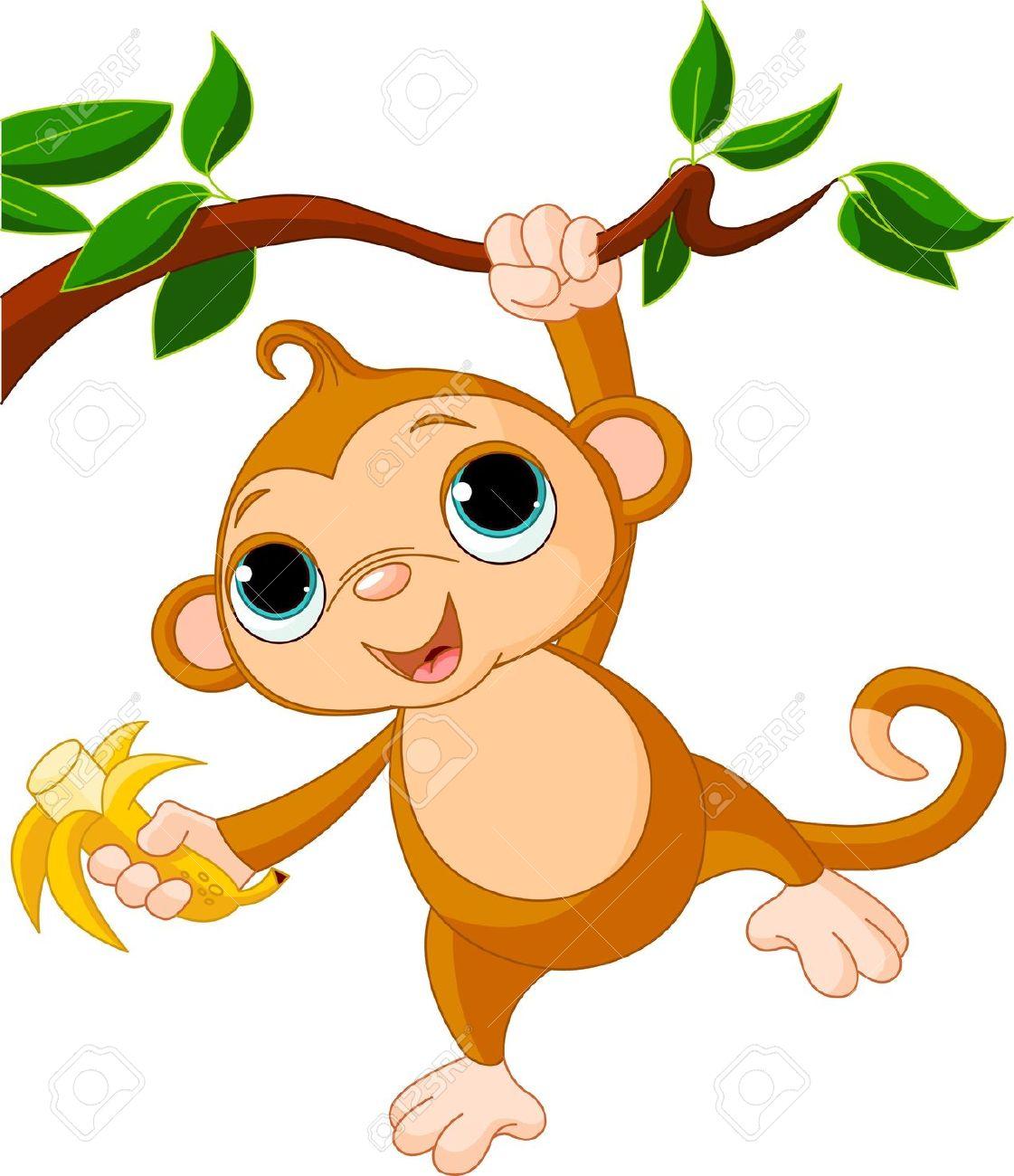 Gambar Monyet Lucu Gokil Kocak