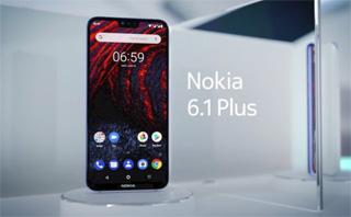 هاتف NOKIA 6.1 PLUS