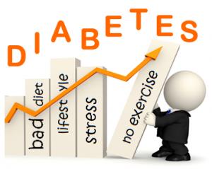 penyebab diabetes naik turun
