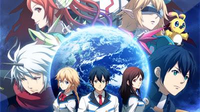 Phantasy Star Online 2 The Animation | 720p | TVRip | English Subbed