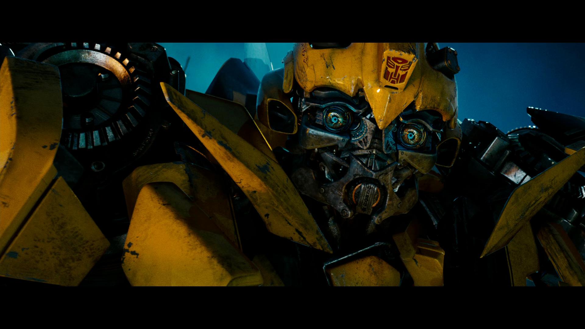 Captura de Transformers: La Venganza de los Caídos (2009) IMAX 1080p x265 HEVC Latino – Inglés