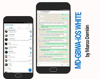 GBWhatsApp v6.40 iOS12 Edition