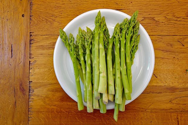 Légumes Autorisés Pour Chien - Asperges