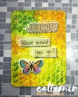 52 cafe cards Journey