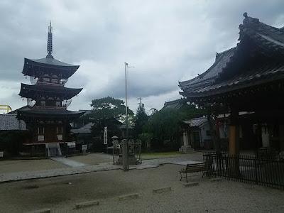 三重県鈴鹿市にある子安観音寺