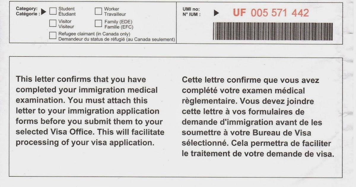 canada immigration application form 2014