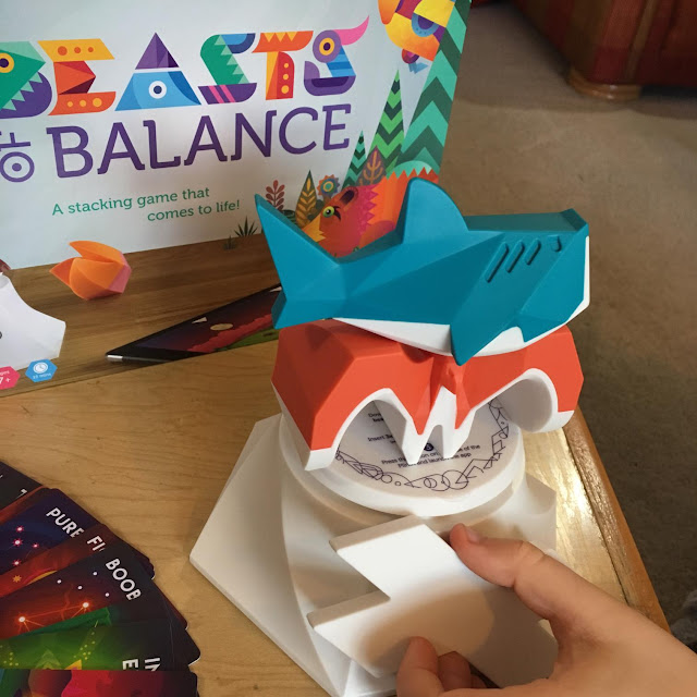 Toy Review: Beasts of Balance