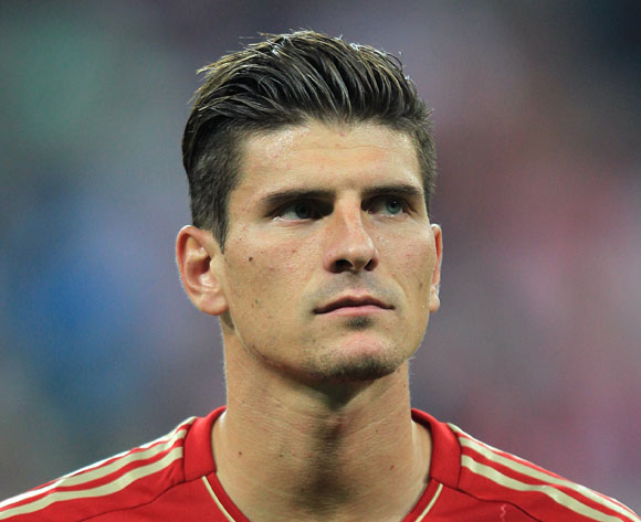 Mario Gomez Soccer Player