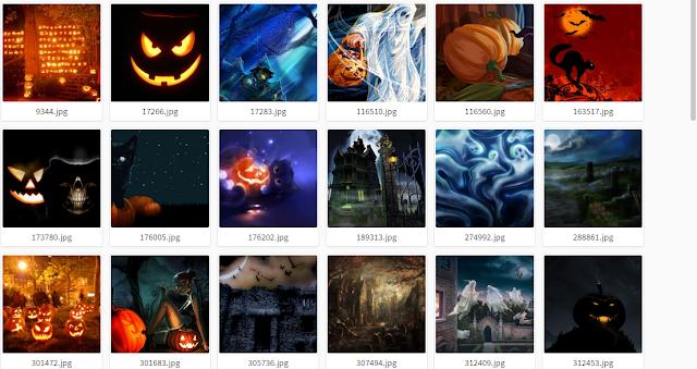 Hình Nền Halloween cực chất