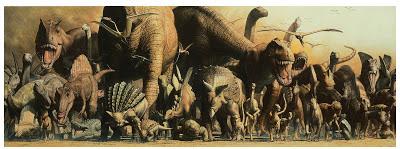 Resultado de imagen para diversidad de dinosaurios
