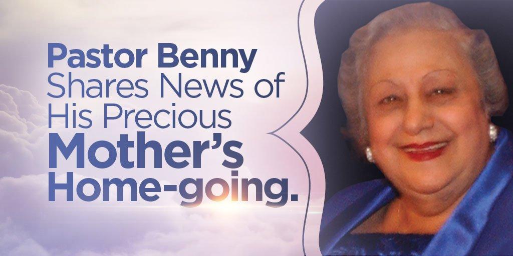Benny Hinn Grandchildren